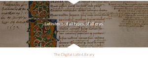 Home   Digital Latin Library