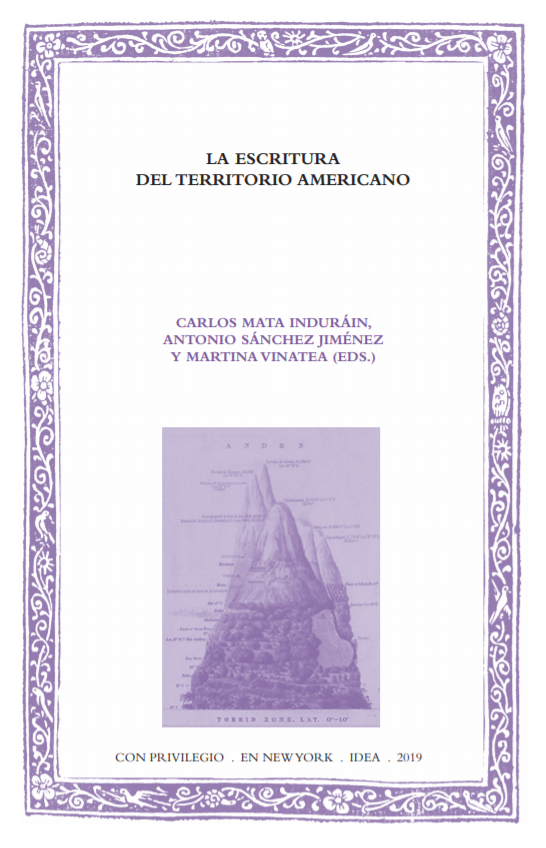 The Writing of the American Territory