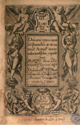 The entity elucidated, by Antonio de Fuente la Peña (1676)