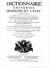 Memories of Trévous, of various authors (1704-1771)