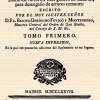 Critical Universal Theatre, by Benino Jerónimo Feijoo (1726-1740)